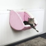 cat princess radiator bed