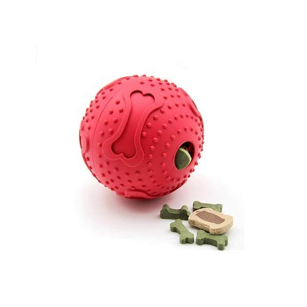 Petpany w1ca Dog Toys Leakage Ball